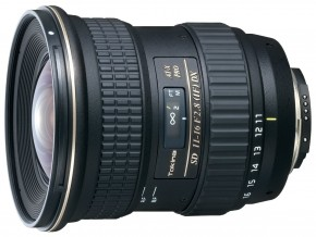 Tokina 11-16mm DX II f/2.8 for canon
