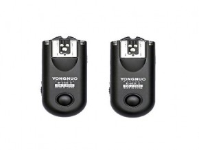 Yongnuo Upgrade RF-603 II C1 Flash Trigger/Wireless Shutter Release Transceiver Kit for Canon