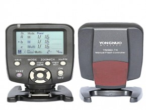 YONGNUO YN560-TX LCD Flash Trigger Remote Controller for NIKON