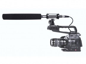 Boya BY-PVM1000L Pro Shotgun Video DSLR Camera Microphone for Canon Nikon Sony DV,for Camcorders _