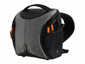 Vanguard OSLO 37GY Sling Bag - GRAY - Wear as Sling Bag or Backpack