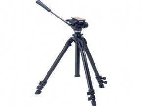 Slik 504QF II Photo/Video Tripod w/Panhead