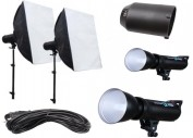 GODOX STUDIO LIGHT KIT 400WATTS